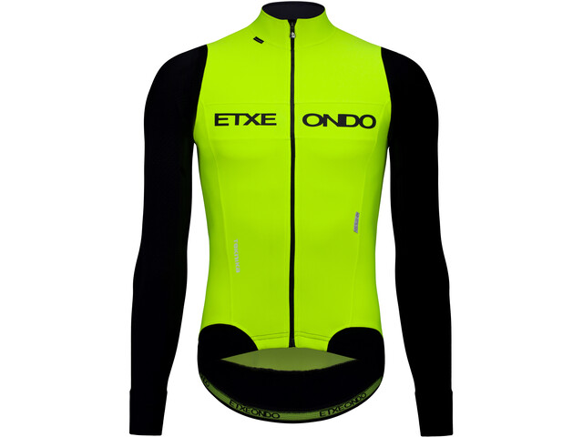 Etxeondo Teknika Jacket Men yellow